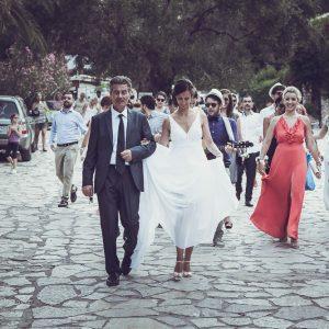 photos before the ceremony