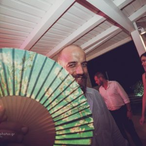 wedding photos from areia club, leykada island, Greece